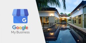 Google my business per hotel
